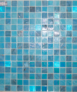 Luminous Mosaic Tiles