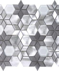 Aluminium & Glass Mix