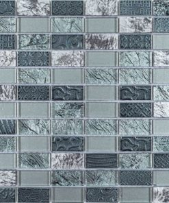 Foil Glass Mosaic