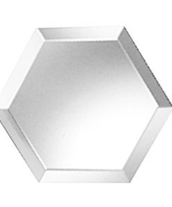 Mirror Hexagonal Tile